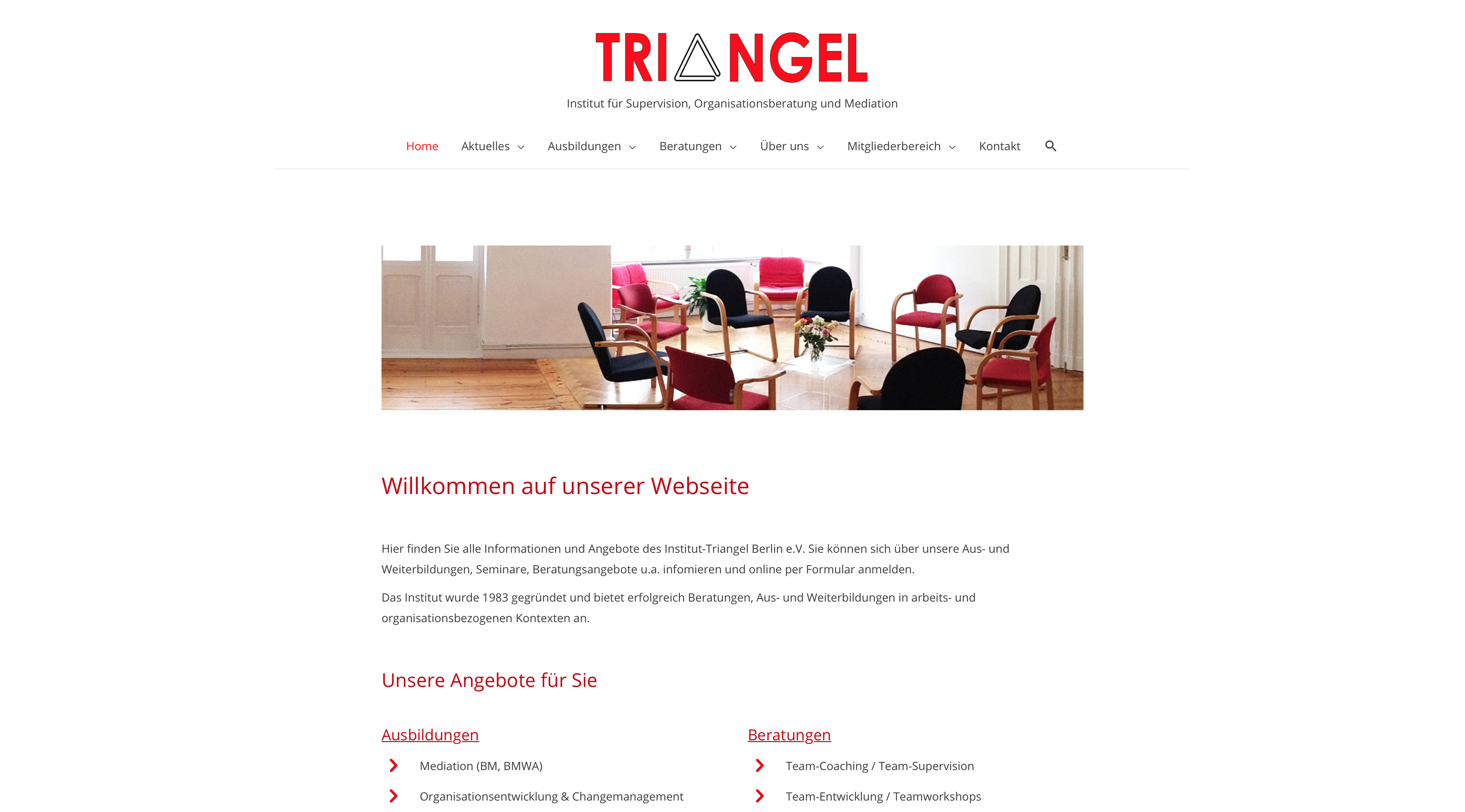 institut-triangel-website